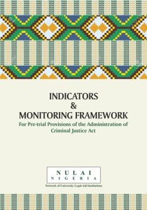Indicators & Monitoring Framework