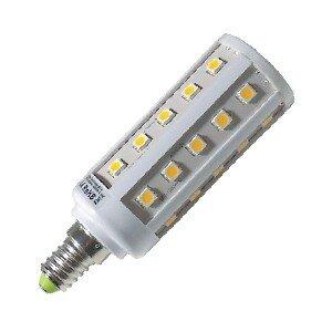 E14 Led lamp 35 SMD Warm wit