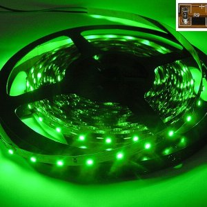 5 Meter Led Strip Groen 300 LEDs