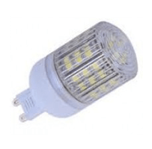 G9 LED Lamp 48 SMD warm wit