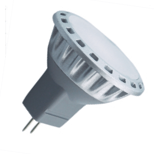 MR11 / GU4 Led Spot 3 SMD Warm wit