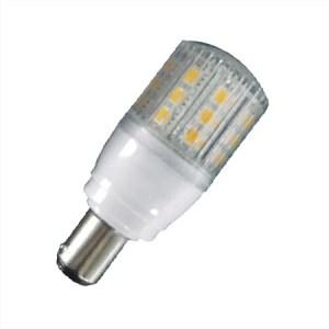 Ba15D LED lamp 12v en 24v multi voltage