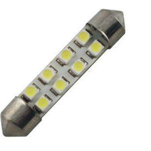 12V Multi-Voltage 42MM LED Buislamp 8SMD