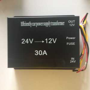 12V Stabilisator - 360Watt-0