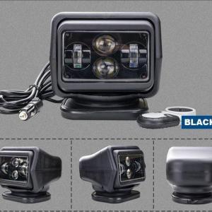 12v en 24 volt Zoeklicht met afstandsbediening 60 Watt