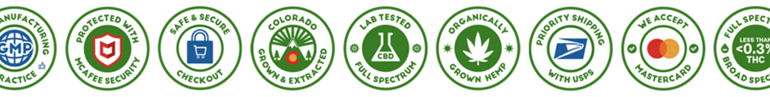 THC Free Organic GMP Non-GMO Hemp CBD Oil Philadelphia Pennsylvania