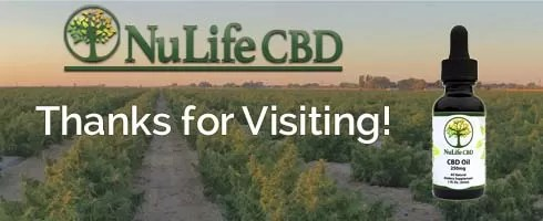 Nulife CBD Oil