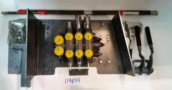 Valve Kit, 3 Spool New Way 114699