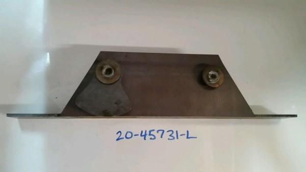 Bracket, TG Latch E-Z Pack Left Side 20-45731-L