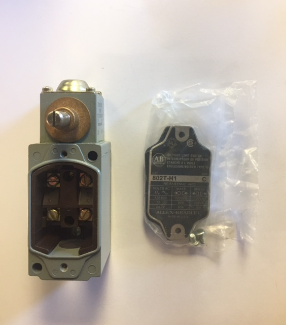 Limit Switch 802T-H1