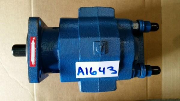 "Pump, Galbreath 7/8"" Shaft A1643"