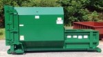 Compactor - self contained