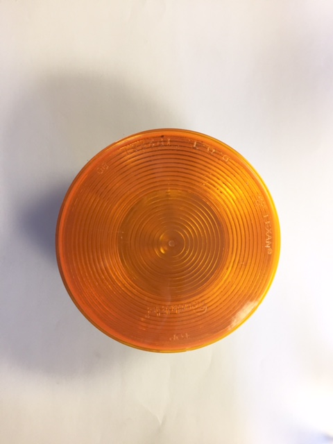 "4"" Round Amber Light NL150703"