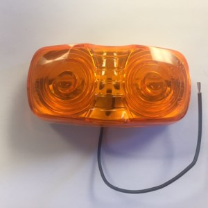Rectangular Amber Marker Light NL150814