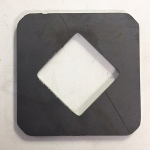 Glad Hand Mounting Plate NL390009
