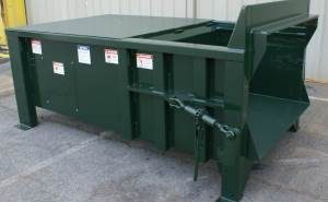 Garbage Compactors by Nu-Live Environmental