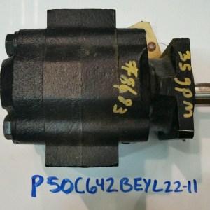 Pump, Galbreath P50C642BEYL22-11