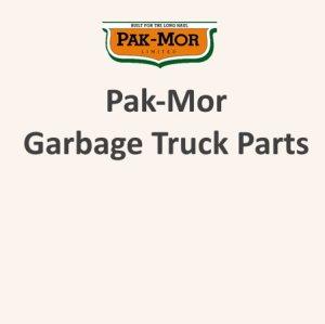 Pak-Mor Garbage Truck Parts