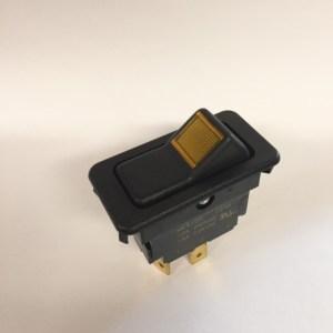 Switch, Rocker SPST S430-0047A