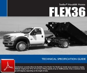 STELLAR Flex35 Hook Lift Hoist
