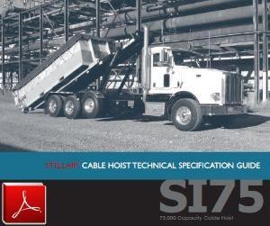 STELLAR SI75 Cable Hoist