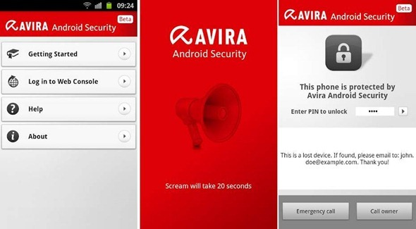 Avira Free Android Security App Android Free Download