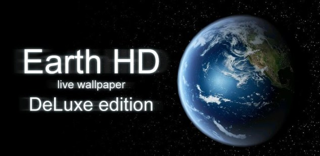 Earth HD Deluxe Edition Live Wallpaper Android Free Download