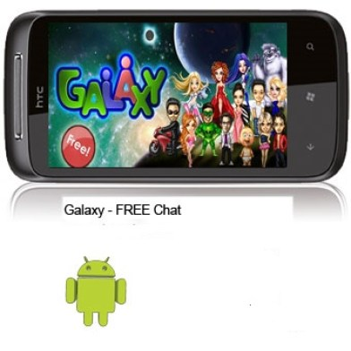 Galaxy FREE Chat App Android Free Download