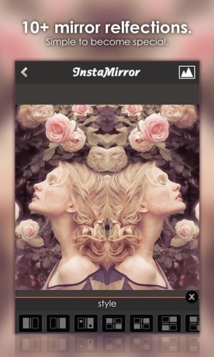 Mirror Effect for Pictures App Android Free Download