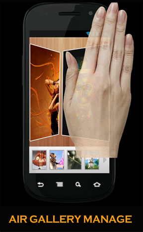 Air Call Receive App Android Free Download