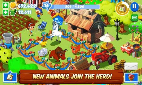 Green Farm Game Android Free Download