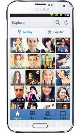 InstaMessage App Android Free Download