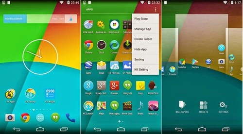 KK Launcher Prime Apk Android Free Download
