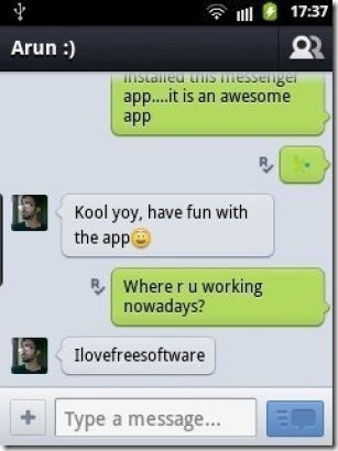 Kik Messenger App Android Free Download