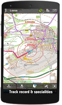 Locus Map Pro Outdoor GPS App Android Free Download
