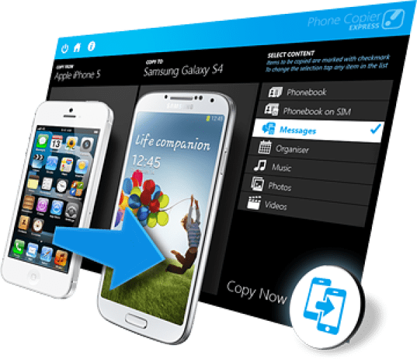 MOBILedit Phone Copier Express PC Free Download