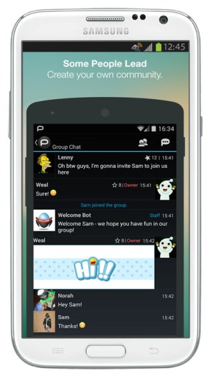 Palringo Group Messenger App Android Free Download