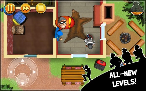Robbery Bob Game Android Free Download