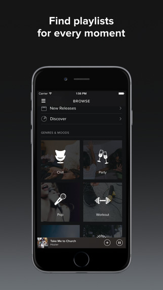 Spotify Music App Ios Free Download