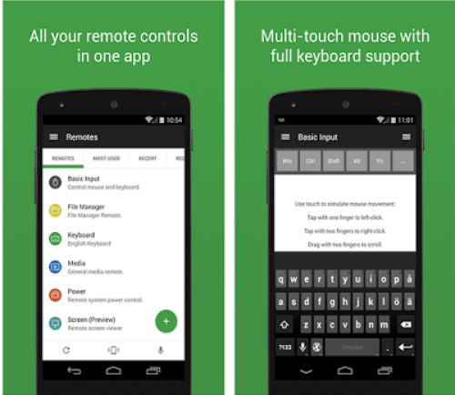 Unified Remote App Android Free Download