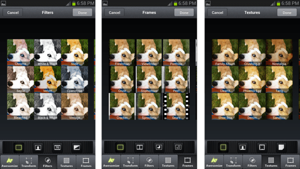 Adobe Photoshop Express App Android Free Download