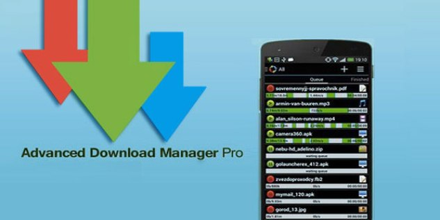 Advanced Download Manager Pro App Android Free Download