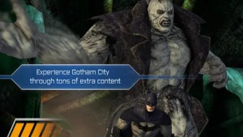 Batman Arkham City Lockdown Game Android free Download