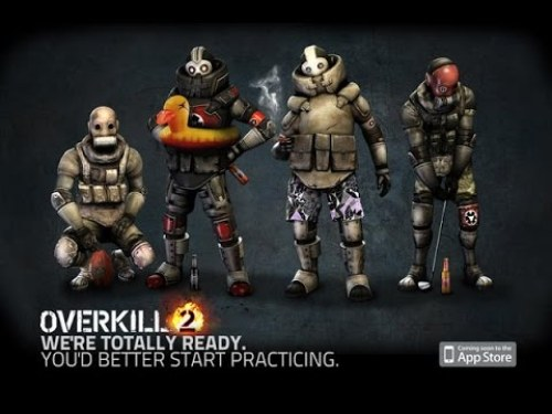 Overkill 2 Game Android Free Download