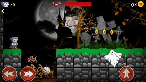 Tales Of Vampikid Game Android Free Download