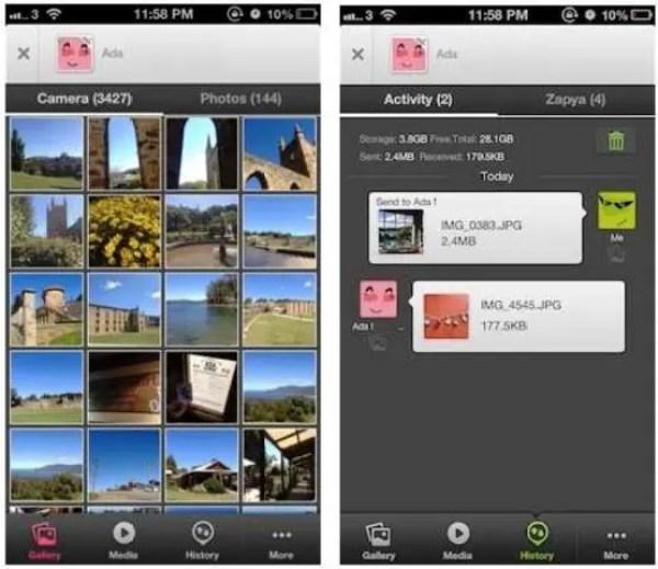 Zapya App Ios Free Download