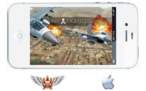 AirFighters Pro Rortos Game Ios Free Download
