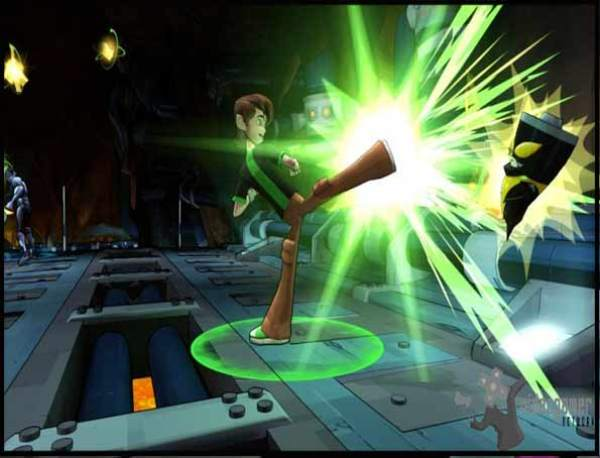 Ben 10 Ultimate Alien Ultimate Escape Ios Game Free Download