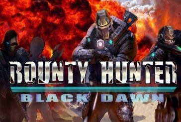 Bounty Hunter Black Dawn Game Android Free Download