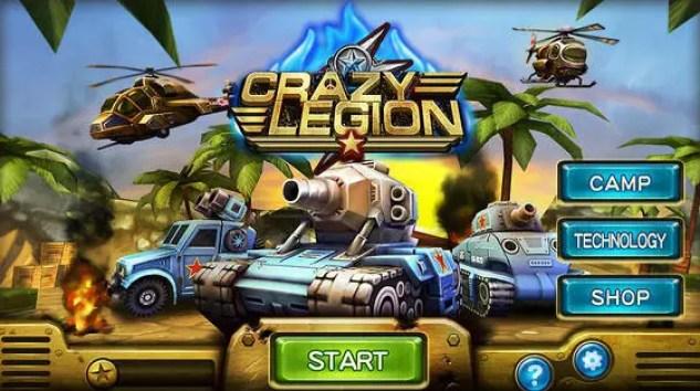 CrazyLegion Ios Game Free Download